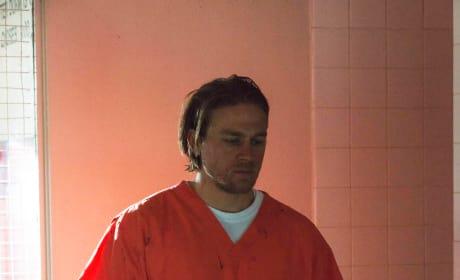 Jax in Jail - Sons of Anarchy Season 7 Episode 1