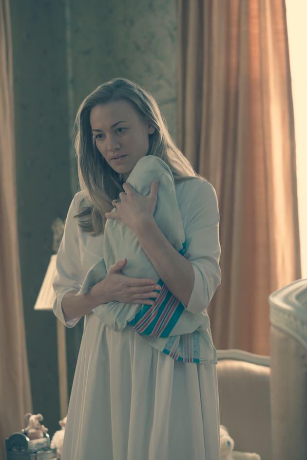 Comforting Nicole - The Handmaid's Tale Season 2 Episode 12