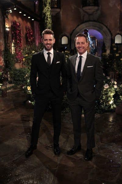 Nick Seeks Advice - The Bachelor