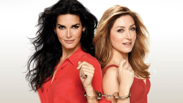 Maura and Jane - Rizzoli and Isles