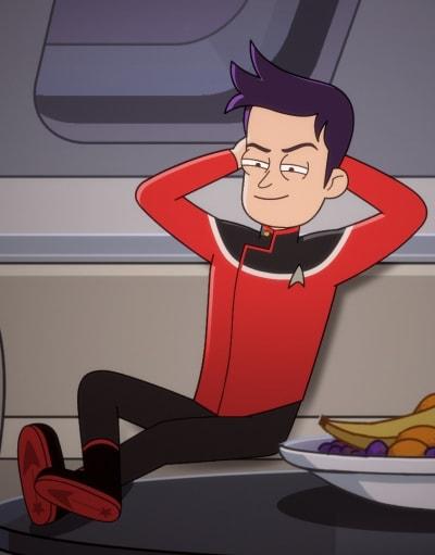 Bad Boy Boimler - Star Trek: Lower Decks Season 1 Episode 4