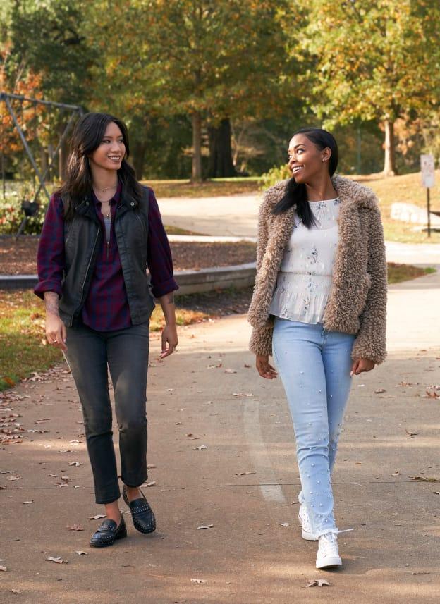 A Long Walk In The Park - Black Lightning Season 2 Episode 12