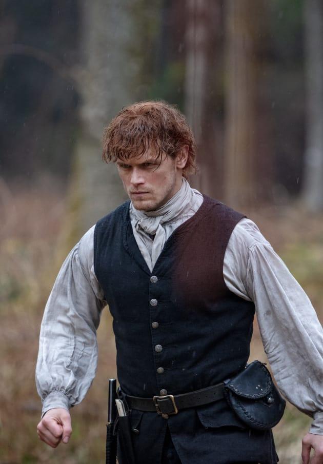 That's a Fist! - Outlander Season 4 Episode 9