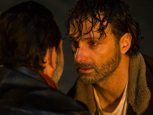 Everyone Is Haunted - The Walking Dead