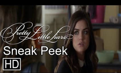 Pretty Little Liars Sneak Peeks: Alison's Revenge