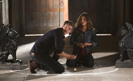Davina and Kaleb - The Originals Season 2 Episode 10