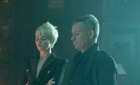 Listening to the Plan - Gotham Season 5 Episode 6