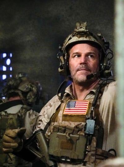 Driven Leader - SEAL Team Season 4 Episode 5