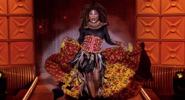 BeBe Zahara Benet Returns