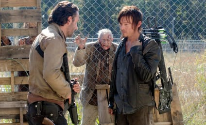 The Walking Dead Review: Family Ties