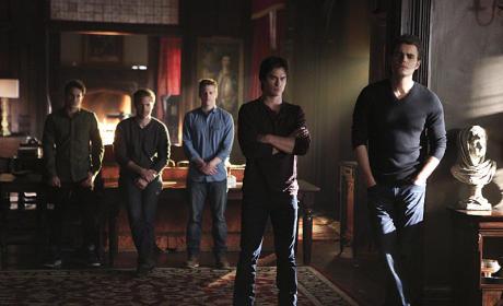 Bye, Bye Boys - The Vampire Diaries Season 6 Episode 22