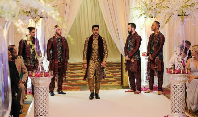 Desi Prince - The Resident Season 2 Episode 9