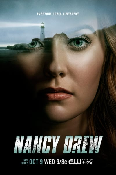 Nancy Drew Season 1 Key Art