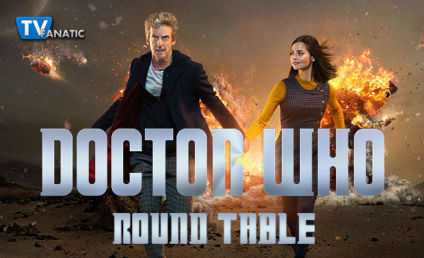 Doctor Who Round Table: Me, Myself and Time Lords