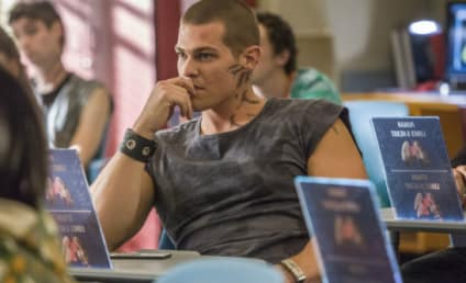 Greg Finley to Transform Skin Into Metal on The Flash