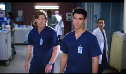 New Docs - Grey's anatomy 15 promo