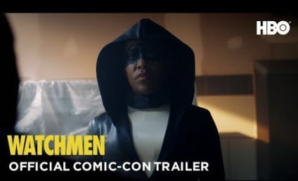 Watchmen: HBO Drops Super First Trailer at Comic-Con!