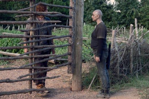 Face To Face - The Walking Dead Season 9 Episode 11