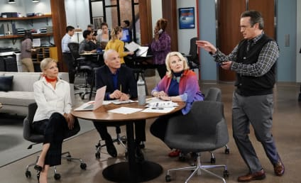 Watch Murphy Brown Online: Season 11 Episode 5