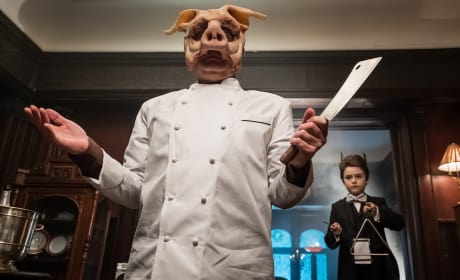 Butcher Pyg - Gotham Season 4 Episode 9