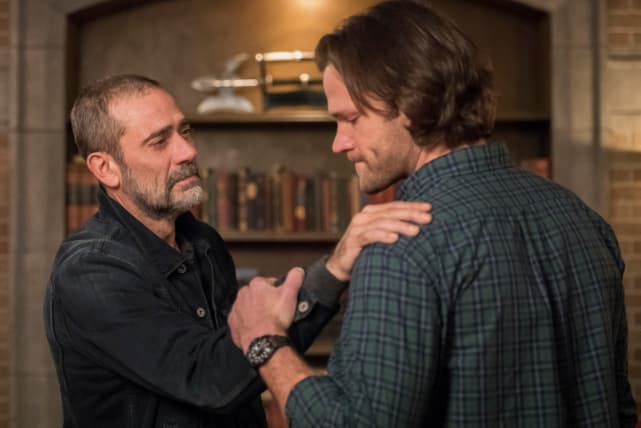 A Tender Moment - Supernatural Season 14 Episode 13