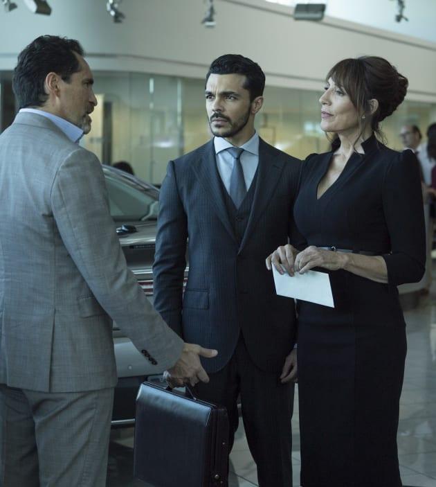 The Boss - Grand Hotel Season 1 Episode 9