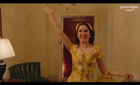 The Marvelous Mrs. Maisel Season 2: First Look!!