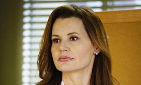 Geena Davis as Herman - Grey's Anatomy Season 11 Episode 13