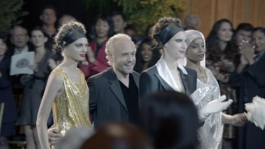 Runway Models- American Crime Story: Versace Season 1 Episode 2