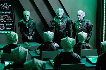 Addressing the Krill - The Orville Season 1 Episode 6