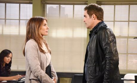 Covering Up a Crime - Days of Our Lives