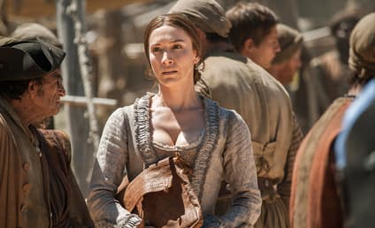 Black Sails Season 2 Episode 5 Review: XIII