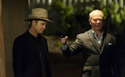 Justified Season 3 Finale Scene