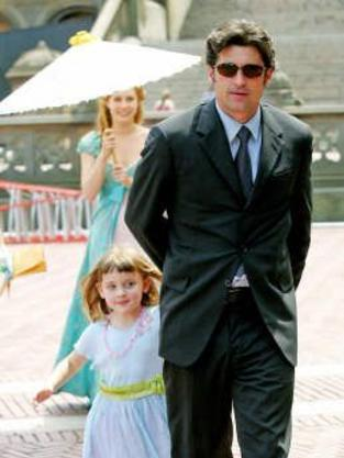 Patrick Dempsey, Daughter On the Set - TV Fanatic