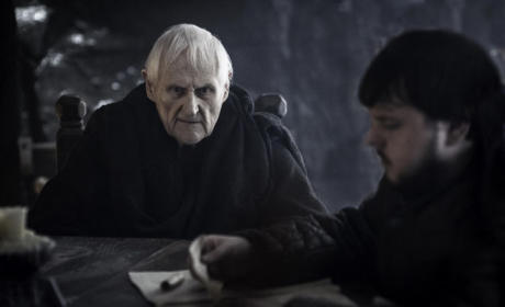 Maester Aemon and Samwell Talk - Game of Thrones Season 5 Episode 5
