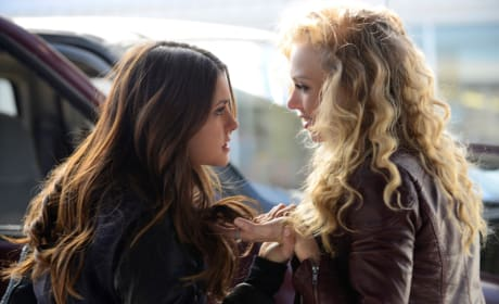Elena vs. Liv