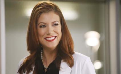 Grey's Anatomy Surprise: Addison Montgomery Scrubs Back In!