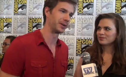 Hayley Atwell and James D'Arcy Tease Marvel's Agent of Carter Season 2