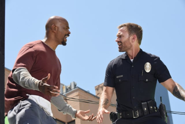 Riggs Replaced - Lethal Weapon