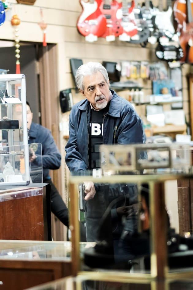 Los Angeles Detour - Criminal Minds Season 14 Episode 15