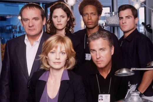 CSI Original Cast Still
