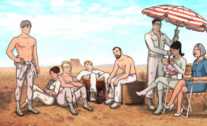 Watch Archer Online: Season 7 Episode 1
