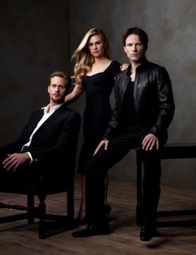 True Blood Promo Photograph