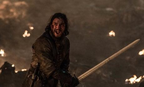 Jon Takes a Shot - Game of Thrones Season 8 Episode 3