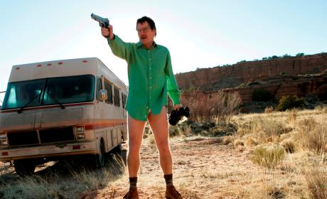 Breaking Bad Pilot Photo