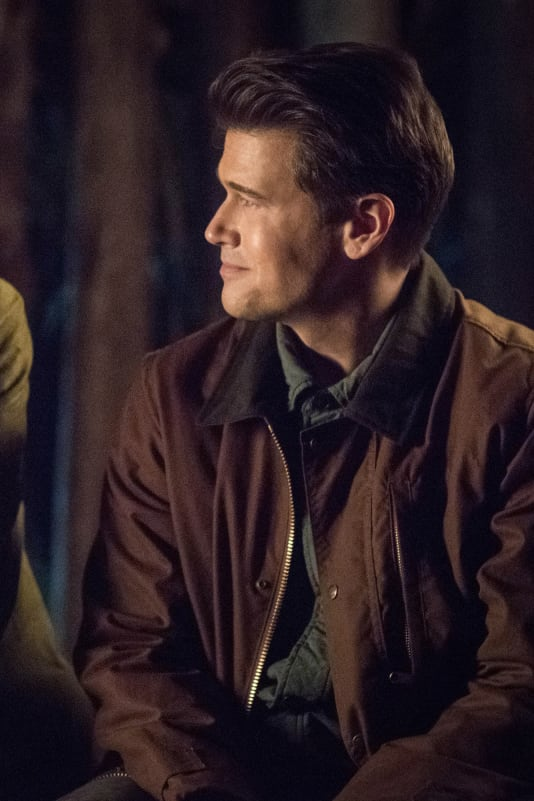 legends of tomorrow amaya and nate