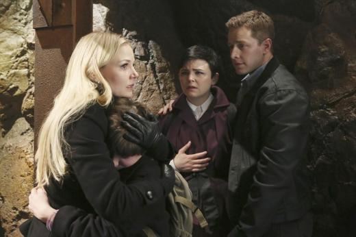 Once Upon a Time Finale Scene