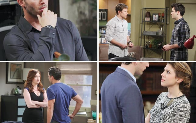 Bradys a mess days of our lives