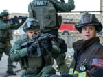 Casey and SWAT - Chicago Fire