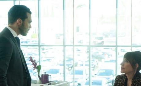 An Angry Mateo - Grand Hotel Season 1 Episode 9